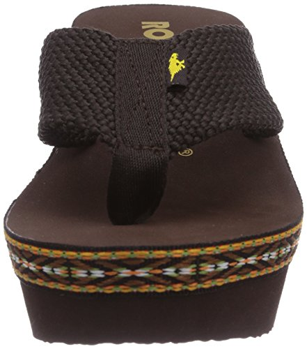 Rocket Dog - Desta, Sandali da donna Marrone (tribal brown)