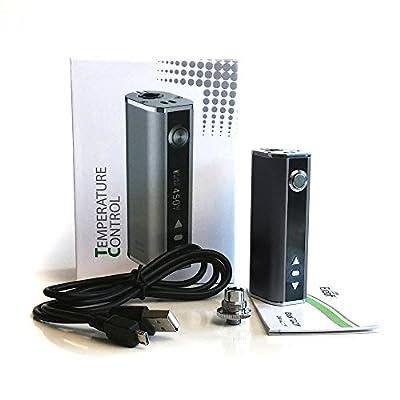 Eleaf iStick TC40W 2600 mAh GRAU Kit / Komplettset inkl. USB Kabel und eGo Adapter von Eleaf