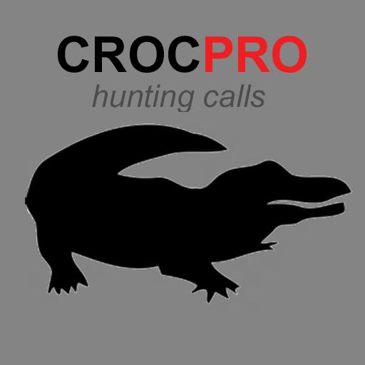 REAL Crocodile Hunting Calls - 7 REAL Crocodile CALLS & Crocodile Sounds! - Croc e-Caller - (ad free) BLUETOOTH COMPATIBLE - Primos E-predator Call