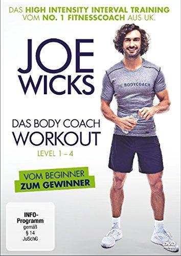 JOE WICKS - Das Body Coach Workout - Level 1-4 - (HIIT - High Intensity Interval Training)