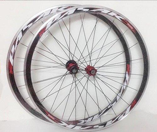 Llantas para bicicleta de carretera ultra-ligeras, rodamiento sellado, 700C, sólo 1650g y 30mm
