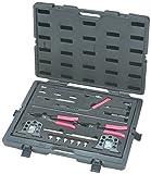 KS Tools 150.1100 Ventil Montage und Demontage Werkzeug-Satz, 25-tlg.
