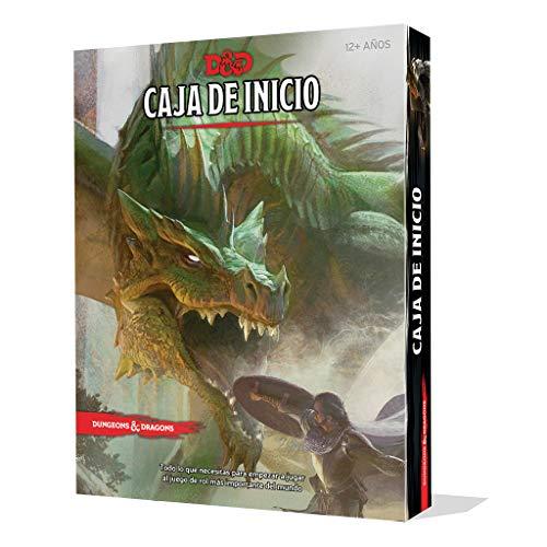 Edge Entertainment Dungeons & Dragons: Caja de