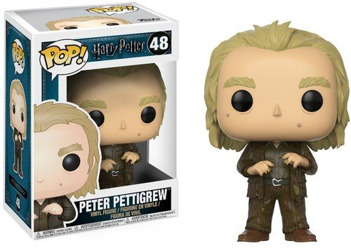 Funko Pop Peter Pettigrew (Harry Potter 48) Funko Pop Harry Potter