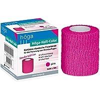 Höga Color pink 6 cm x 4 m gedehnt - Sonderedition kohäsive selbsthaftende elastische Fixierbinde für die Fixierung... preisvergleich bei billige-tabletten.eu