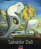 Salvador Dalí - Kalender 2019 - Weingarten-Verlag - Kunstkalender - Wandkalender - 46 cm x 55 cm