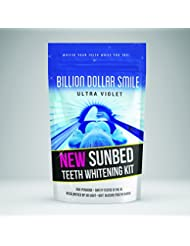 Billion Dollar Smile ULTRA VIOLET Sunbed Teeth Whitening Kit