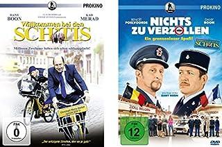 Willkommen bei den Sch´tis + Nichts zu verzollen im Set - Deutsche Originalware [2 DVDs]