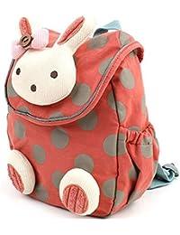 Preisvergleich für GWELL Lovely 3D Bunny Babyrucksack Kindergartenrucksack Backpack Schultasche Kleinkind Kinder Mädchen