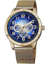 August Steiner AS8115YG - Reloj para hombres