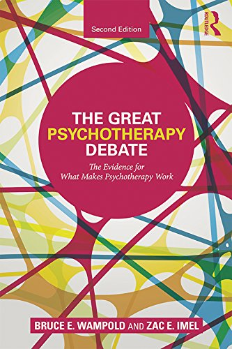 The Great Psychotherapy Debate: The Evidence for What Makes Psychotherapy Work (Counseling and Psychotherapy) (English Edition)