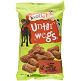 Frolic Unterwegs Hundesnacks Rind, 12er Pack (12 x 200 g)
