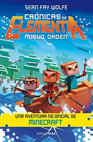 Crónicas de Elementia 2. Nuevo orden (Spanish Edition)