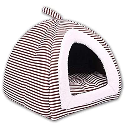 Yangyme Pet home Pet Nest Cat Litter Kennel Detachable And Washable Winter Warm Season Four Seasons Universal from Yangyme