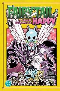 Fairy Tail - la Grande Aventure de Happy Edition simple Tome 4