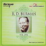 #9: Karaoke Sing Along-R.D Burman: Vol-1 (Indian/Hindi/Bollywood /Collection of Songs/Various Artists/R.D. Burman)