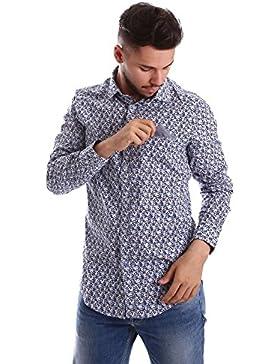 GAS -  Camicia Casual  - Uomo