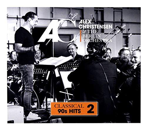 Alex Christensen & The Berlin Orchestra: Classical 90's Hits 2 [CD]