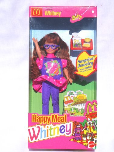 Barbie Happy Meal WHITNEY (1993)