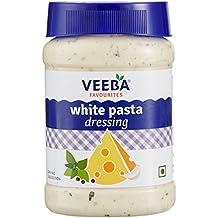 Veeba White Pasta Dressing, 285g (Pack of 2)