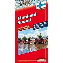 Finlande. 1/1 000 000