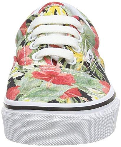 Vans Era Scarpe da Ginnastica Basse, Unisex Bambini Multicolore (digi Aloha/black/true White)