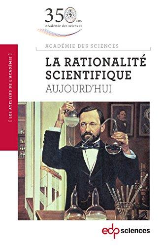 La rationalité scientifique aujourd'hui