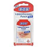 SOS Lippenherpes Patch, 12 Stück