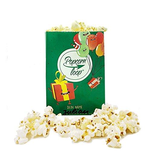(popcornloop Die Original Papier Popcorntüten Im Monster Design 4 x 15er Packungen Insgesamt 60 Stück Kindergeburstag)
