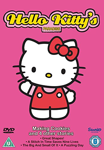 Hello Kitty's Paradise Making Cookies & 4 Other Stories [DVD] [UK Import]