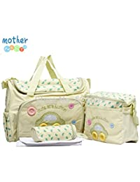 4 Pcs / Set PROMOTION !!! Diaper Bags Designer Diaper Maternity Bags Mummy Baby Bag