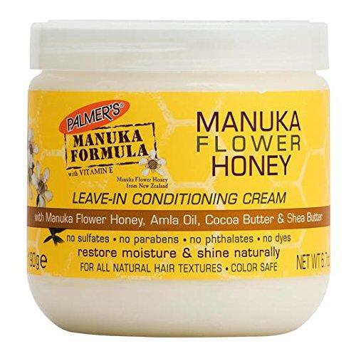 Manuka Formula Palmer Manuka Honey Flower Leave-In Conditioning Cream 190g