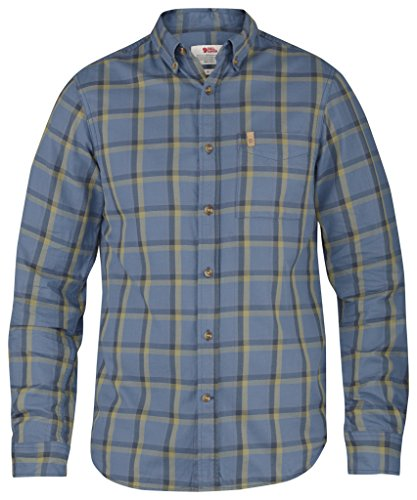 Fjallraven Smock Mens No.1 Jacket Uncle Blue (520)