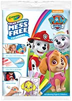 Crayola 75-2494.0054 Paw Patrol Colour Wonder Bumper Pack