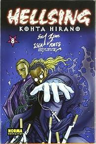 HELLSING 08 par Kohta Hirano