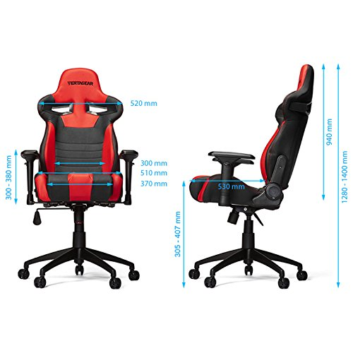 Vertagear Racing Series sl4000 Gaming Stuhl - 7