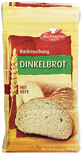 Bielmeier - Küchenmeister Brotbackmischung Dinkelbrot...
