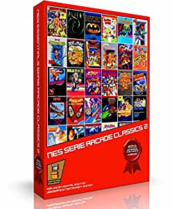 Cartouche pour Console NES SERIE 400 - Adventure Island Bubble Bobble II Castlevania II Bomber Man Contra Chip'n Dale Rescue Rangers Donkey Kong Double Dragon III Super Mario Bros Wrecking Crew