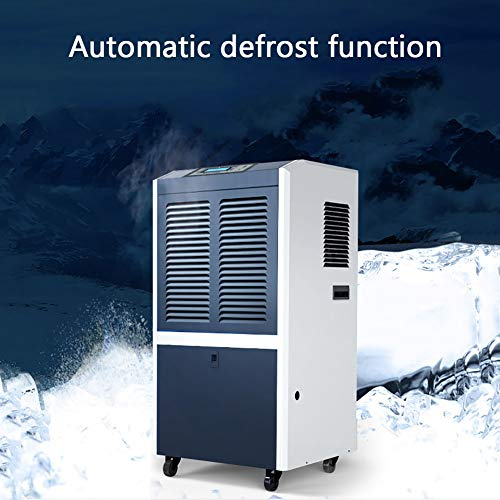 51jfVDHH6TL. SS500  - Compressor Dehumidifier, Mid Size 60l With Continuous Drain Hose Air Purifier & Ionizer For 50-120 ㎡ Spaces, Bathroom, Attic, Crawlspace And Closets