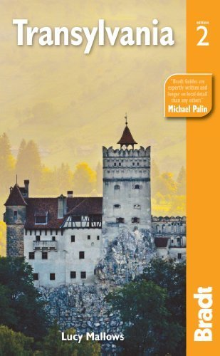 Transylvania (Bradt Travel Guides (Regional Guides)) by Mallows, Lucy (2012) Paperback