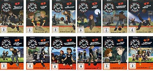 Vol. 1-12 (12 DVDs)