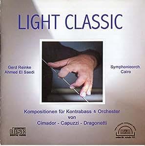 Light Classic Kompositionen für Kontrabass & Orchester