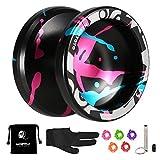 CHEE MONG Magic Yoyo Professional Responsive Yoyo Metal Yoyo V3,Replacement Unresponsive Yoyo Bearing