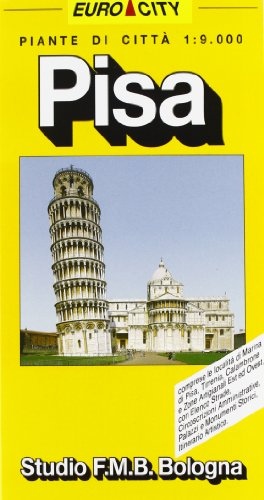 Pisa 1:10.000 (Euro City)