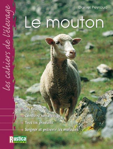 Cahier de l'élevage : Le Mouton par Peyraud
