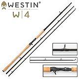Westin W4 Powerspin-T XXH 368cm 40-130g - Spinnrute zum Lachsangeln, Spinnangel für Lachse & Hechte, Raubfischrute, Lachsrute