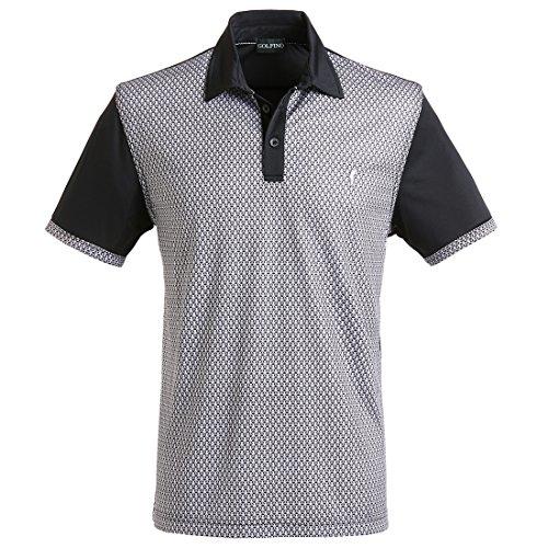 golfino-herren-jersey-jacquard-funktions-golfpolo-extra-dry-schwarz-xxl
