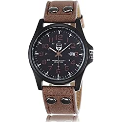 Female, quartz watch, leisure, sports, PU leather, W0190