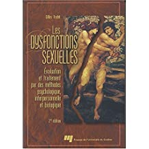 Dysfonctions sexuelles Les by Gilles Trudel (January 19,2000)
