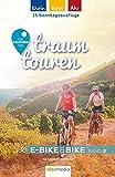 Traumtouren E-Bike & Bike Band 2: Rhein, Eifel, Ahr. Ein schöner Tag